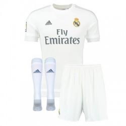 Kit completo home Real Madrid maglia+pantaloncini+calzettoni 2015/2016
